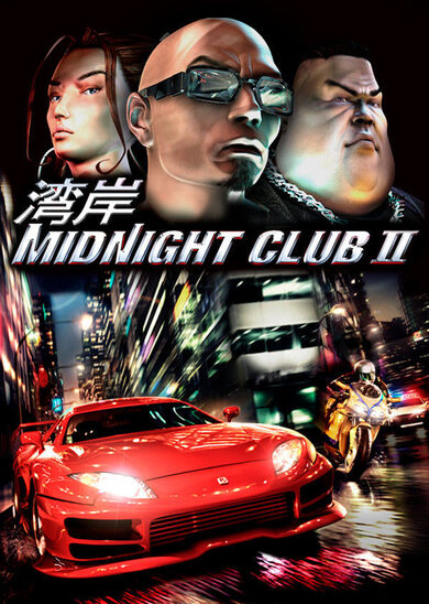 Midnight Club 2 Steam Key GLOBAL