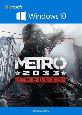 Metro 2033 Redux - Windows 10 Store Key EUROPE