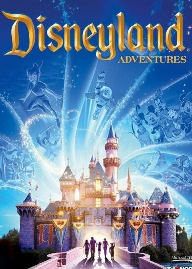 Disneyland Adventures Steam Key GLOBAL фото
