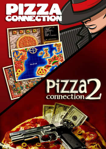 Pizza Connection 1 & 2 Steam Key GLOBAL