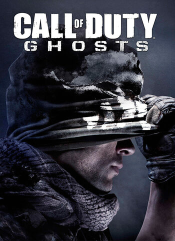 Call of Duty: Ghosts Steam Clave GLOBAL