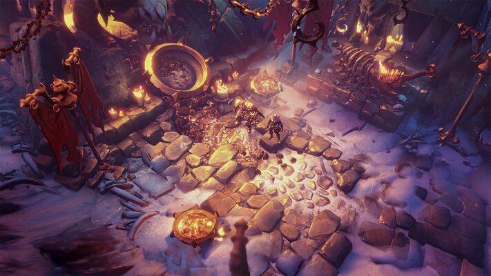 darksiders genesis android gameplay