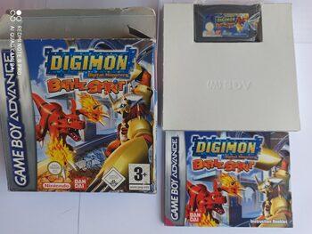 Digimon Battle Spirit Game Boy Advance