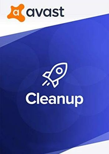 Avast Cleanup PREMIUM 1 PC 1 Year Avast Key GLOBAL