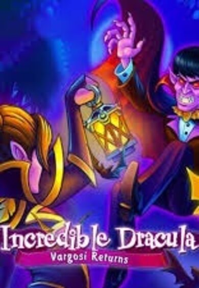 Incredible Dracula: Vargosi Returns Steam Key GLOBAL