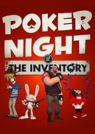 Poker Night at the Inventory Steam Key GLOBAL фото