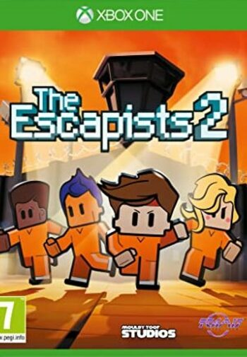 The Escapists 2 (Xbox One) Xbox Live Key EUROPE