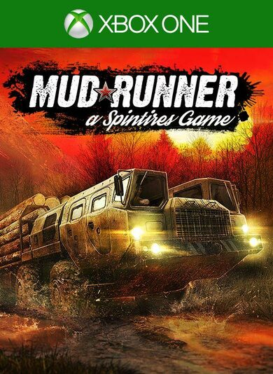 Focus Home Interactive / MudRunner XBOX LIVE Key UNITED STATES