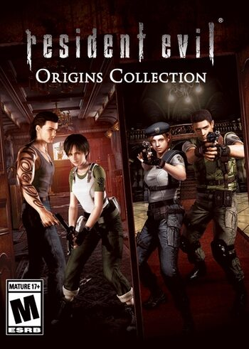 Resident Evil Origins / Biohazard Origins Collection Steam Key EUROPE