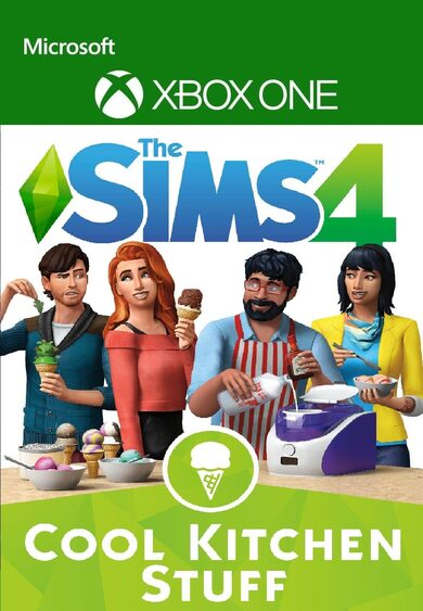The Sims 4 : Cool Kitchen Stuff (DLC) (Xbox One) Xbox Live Key UNITED STATES
