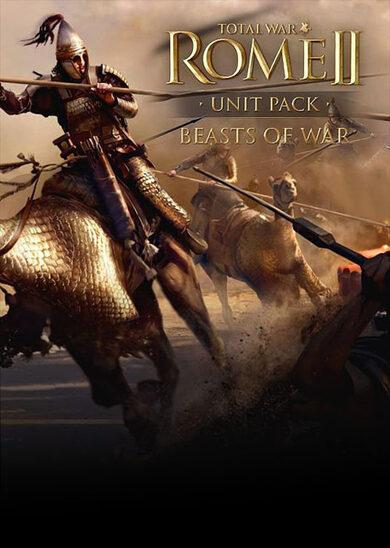 Total War: ROME II - Beasts of War (DLC) Steam Key EUROPE фото