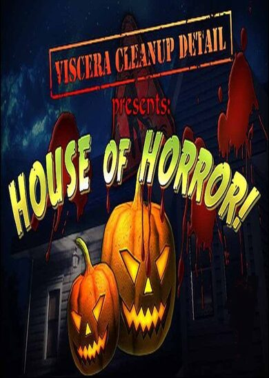 Viscera Cleanup Detail - House of Horror (DLC) Steam Key GLOBAL