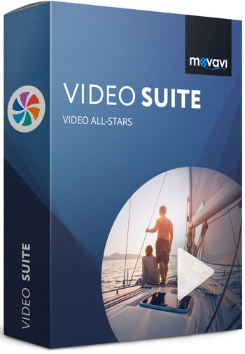 Movavi Video Suite 2021 Steam Edition Steam Key GLOBAL