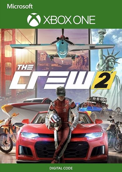The Crew 2 (Xbox One) Xbox Live Key EUROPE