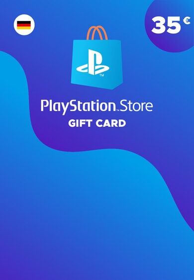 PlayStation Network Card 35 EUR (DE) PSN Key GERMANY