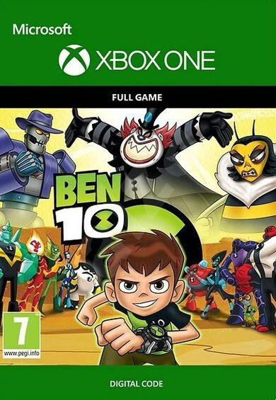 Ben 10 (Xbox One) Xbox Live Key UNITED STATES