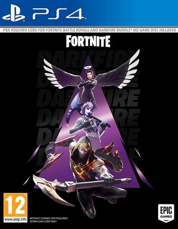 Fortnite: Darkfire Bundle (DLC) (PS4) PSN Key EUROPE