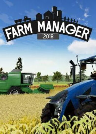 Farm Manager 2018 Steam Key GLOBAL