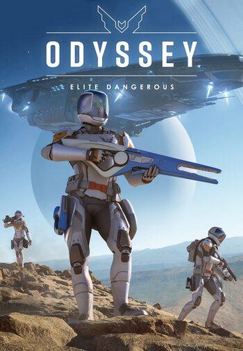 Elite Dangerous: Odyssey (DLC) Steam Key GLOBAL