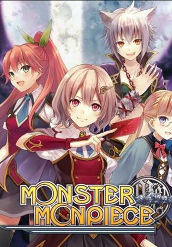 Monster Monpiece - Deluxe Pack (DLC) Steam Key GLOBAL
