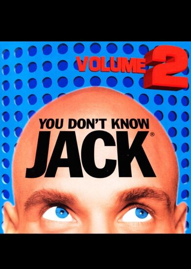YOU DON'T KNOW JACK Vol. 2 Steam Key GLOBAL