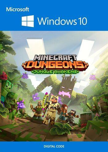Minecraft Dungeons: Jungle Awakens (DLC) - Windows 10 Store Key EUROPE