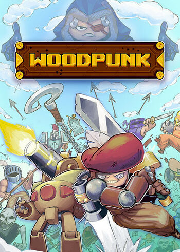 Woodpunk Steam Key GLOBAL