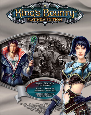 King's Bounty (Platinum Edition) Steam Key GLOBAL