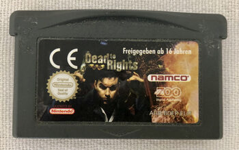 Dead to Rights Game Boy Advance