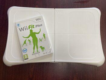 Nintendo Wii WiiU Balance Board su žaidimu Wii Fit Plus, balansinė lenta V16