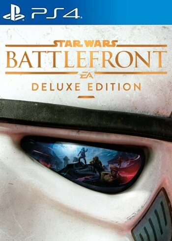Star Wars Battlefront Deluxe Edition (PS4) PSN Key GERMANY