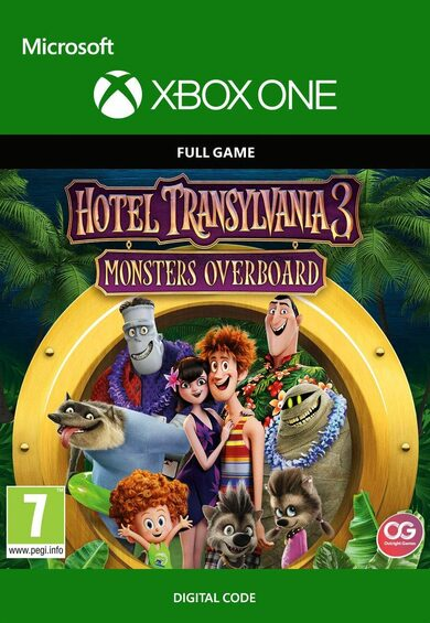 Hotel Transylvania 3: Monsters Overboard (Xbox One) Xbox Live Key UNITED STATES