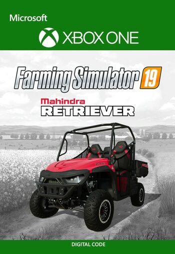 Farming Simulator 19: Mahindra Retriever (DLC) XBOX LIVE Key EUROPE