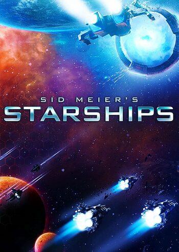 Sid Meier's Starships Steam Key GLOBAL