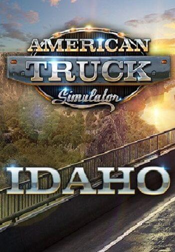 American Truck Simulator - Idaho (DLC) Steam Key GLOBAL