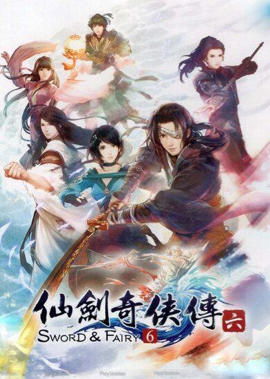 仙劍奇俠傳六 (Chinese Paladin: Sword and Fairy 6) Steam Key GLOBAL