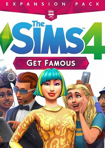 The Sims 4: Get Famous (DLC) Origin Key GLOBAL
