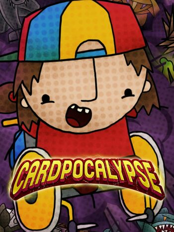 Cardpocalypse Steam Key GLOBAL