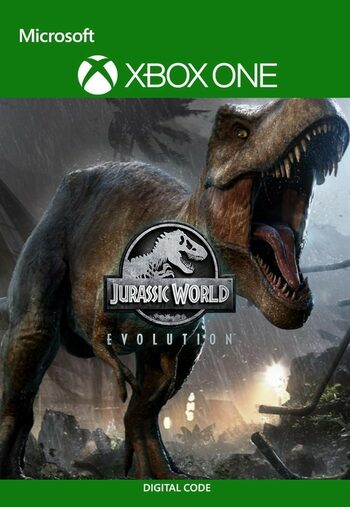 Jurassic World Evolution: Jurassic Park Edition XBOX LIVE Key UNITED STATES