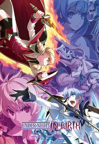 UNDER NIGHT IN-BIRTH Exe:Late[cl-r] (Nintendo Switch) eShop Key EUROPE