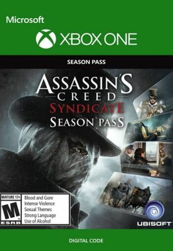 Assassin's Creed: Syndicate - Season Pass (DLC) (Xbox One) Xbox Live Key UNITED STATES