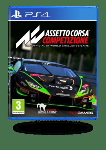 Assetto Corsa Competizione PlayStation 4