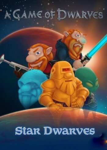 A Game of Dwarves - Star Dwarves (DLC) Steam Key GLOBAL