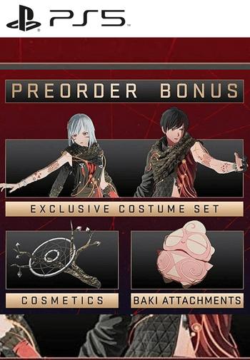 SCARLET NEXUS Pre-Order Bonus (DLC) (PS5) PSN Key EUROPE