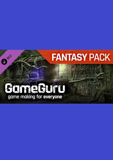 GameGuru Fantasy Pack (DLC) Steam Key GLOBAL