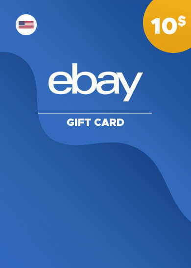 eBay Gift Card 10 USD Key UNITED STATES