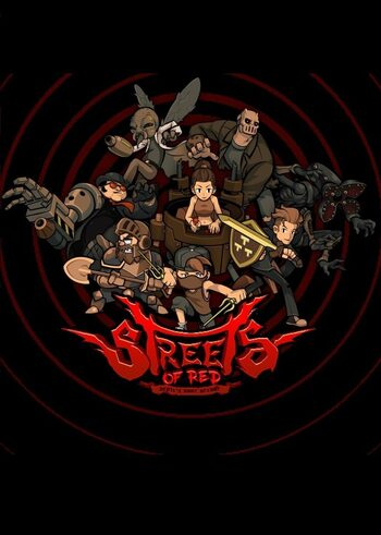 Streets of Red: Devil's Dare Deluxe Steam Key GLOBAL