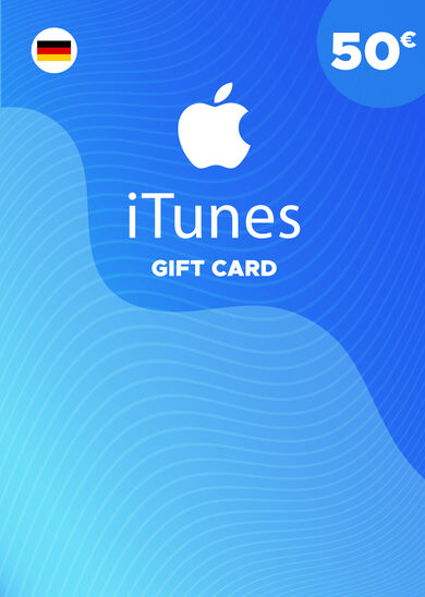 Apple iTunes Gift Card 50 EUR iTunes Key GERMANY фото