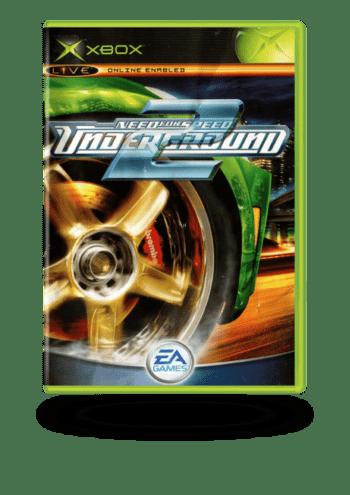 Need for Speed: Underground 2 Xbox