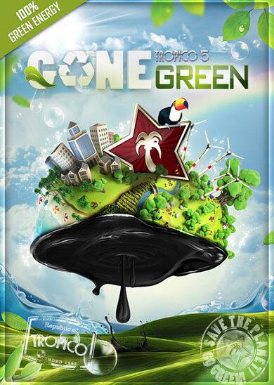 Tropico 5 - Gone Green (DLC) Steam Key GLOBAL фото